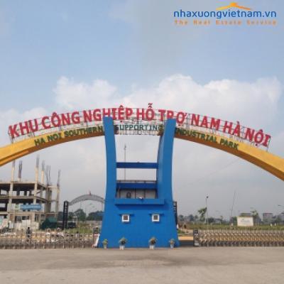 Khu Công Nghiệp Hỗ Trợ Nam Hà Nội (HANSSIP)