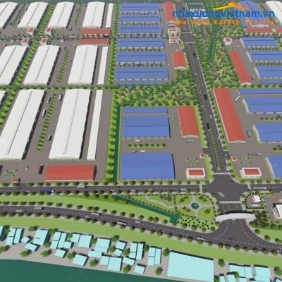 Cụm công nghiệp Thái Dương - Thái Bình