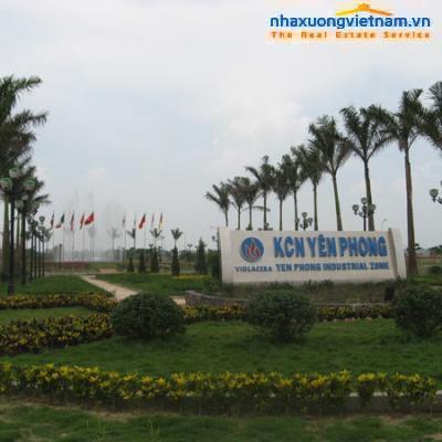 Khu công nghiệp Yên Phong