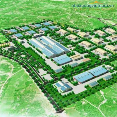 Khu công nghiệp Hợp Thịnh